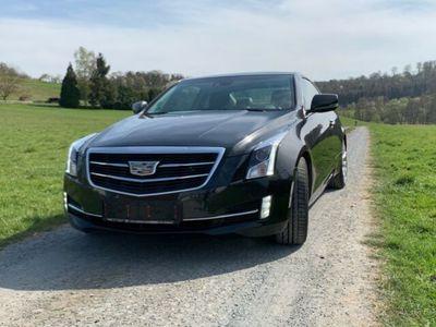 gebraucht Cadillac ATS Coupe 2.0L Turbo Automatik Luxury