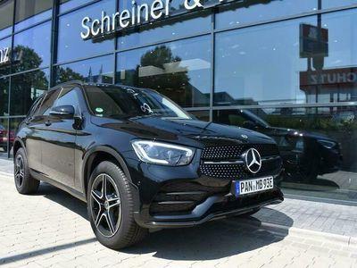 gebraucht Mercedes GLC300 de 4m AMG+Distronic+Spur-P.+360+Night