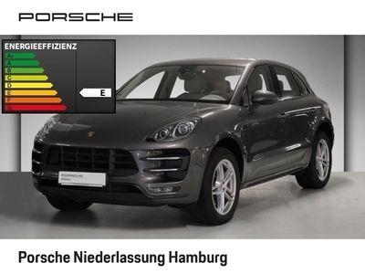 gebraucht Porsche Macan Turbo 3.6 ParkAssistent Rückfahrkamera