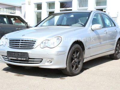 gebraucht Mercedes C280 LIM 4-Matic Elegance