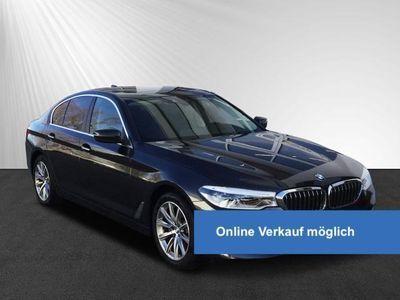gebraucht BMW 520 d GSD TV Head-Up Standhz. Display-Key
