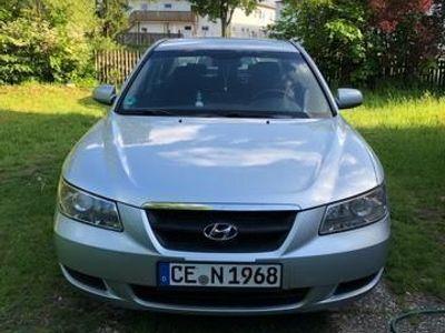 used Hyundai Sonata 2.0 CRDi