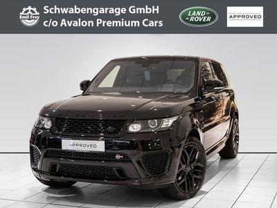 gebraucht Land Rover Range Rover Sport Supercharged SVR