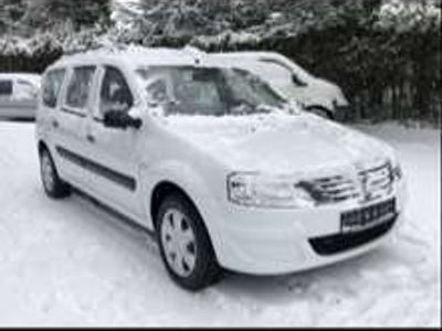 gebraucht Dacia Logan MCV 1.6 Ambiance