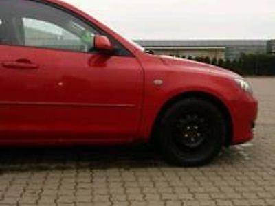 gebraucht Mazda 3 1.6