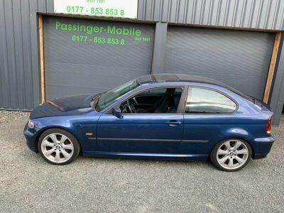 gebraucht BMW 316 Compact ti Wasserverlust !!!!!!!!!!