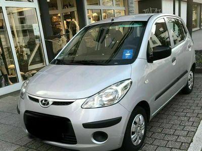 gebraucht Hyundai i10 bj 2010 67ps