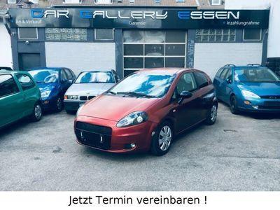 gebraucht Fiat Punto 1.4 Tuning Sportauspuff