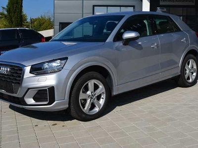 gebraucht Audi Q2 1.4 TFSI cod S tronic sport Klima,BT,SHZ,PDC,17'
