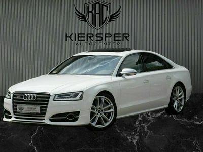 gebraucht Audi S8 plus 4.0 TFSI QUATTRO/KERAMIK/CARBON/MASSAGE/VOLL!