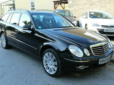 gebraucht Mercedes 280 E -KlasseT CDI Navi Schiebedach Vollausst.