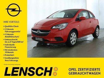 käytetty Opel Corsa E 1.4 Edition *IntelliLink*