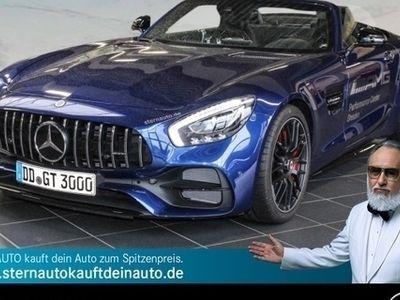 gebraucht Mercedes AMG GT C Airscarf, PerformanceSitze, LED Licht