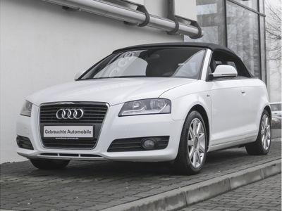 gebraucht Audi A3 Cabriolet 1.