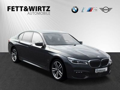 gebraucht BMW 740 e iPerformance M Sport HUD Rkam Navi elGSD
