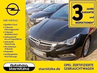 gebraucht Opel Astra Lim. 5türig Dynamic LED-Matrix PDC SHZ