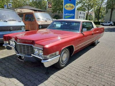 gebraucht Cadillac Deville Coupe 1969
