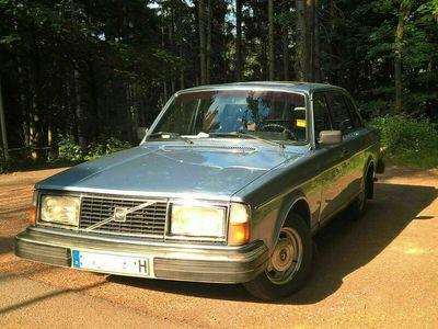 gebraucht Volvo 244 D6 4-Gang + Overdrive
