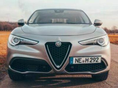gebraucht Alfa Romeo Stelvio 2.0 Turbo 16V AT8-Q4 First Edition
