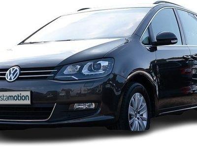 gebraucht VW Sharan Sharan2.0 TDI Comfortline Xenon Navi ACC e.Klappe