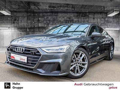 gebraucht Audi A7 Sportback 50TDI qua EU6d LED Standh AHK ACC Virtua