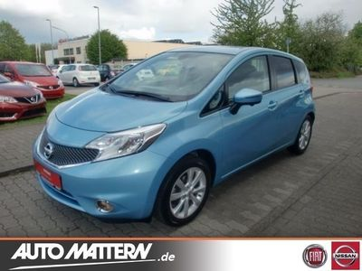 used Nissan Note 1.5 dCi