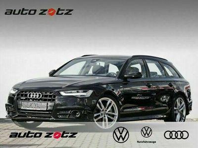 gebraucht Audi A6 Avant 3.0 TDI quattro 2x S line LED Leder