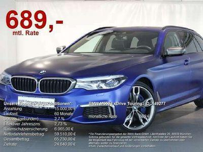 gebraucht BMW M5 50d xDrive Touring Individual Standhzg.B&W.Sit