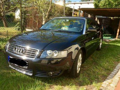 gebraucht Audi A4 Cabriolet 2,4l TÜV, ASU Neu