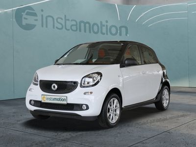 gebraucht Smart ForFour ForFourPassion Pano Cool & Media DAB Einparkh.