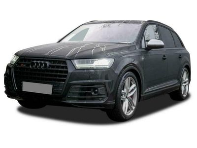gebraucht Audi SQ7 4.0 TDI quattro SHZ HUD NAVI STANDHZ ACC EU6
