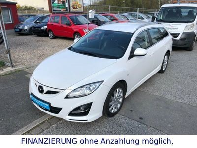 käytetty Mazda 6 2.2 MZR-CD 120kW DPF Active- 1 Hand- Teilleder