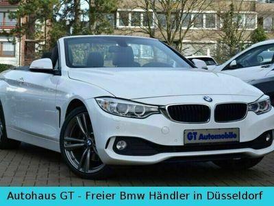 """gebraucht BMW 430 d Cabrio/19""""/Xenon//HeadUp/NavPro/M-Felgen"""