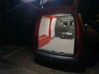 gebraucht VW Caddy Maxi Kasten NAVI AHZV KLIMA