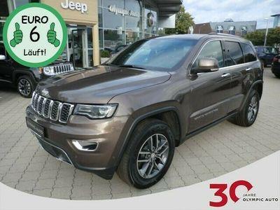 gebraucht Jeep Grand Cherokee MY18 3.0 Limited *XENON*PANO-DACH