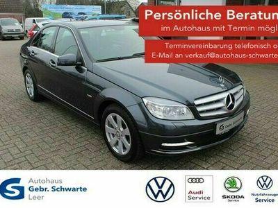 gebraucht Mercedes C200 CGI Avantgarde AHK CAM MFL NAVI TEMP XENON