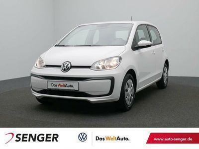 gebraucht VW up! up! move1.0 Klima Nichtraucher Isofix USB Fahrzeuge kaufen und verkaufen