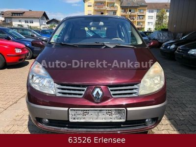 gebraucht Renault Scénic Luxe Expression 1.6 16V