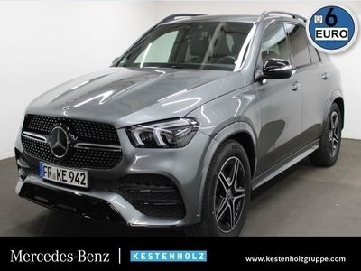 gebraucht Mercedes GLE450 AMG 4M AMG Line 360° Airmat Multibeam AHK PTS