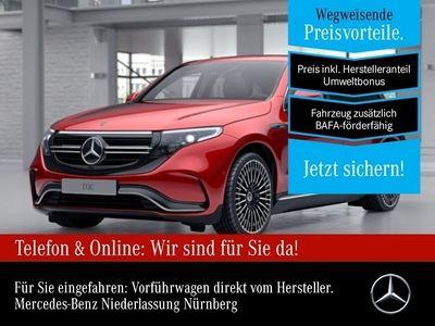 gebraucht Mercedes EQC 400 4MATIC Service