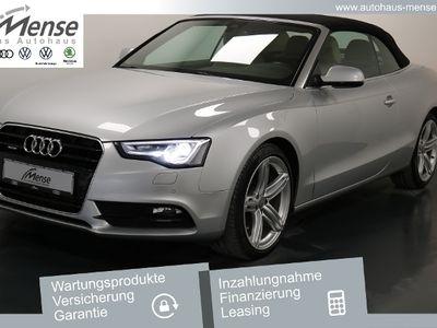gebraucht Audi A5 Cabriolet 3.0 TDI quattro S tronic Navi AHK Xenon