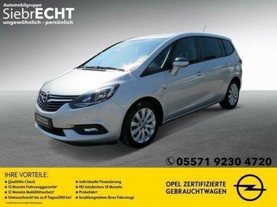 gebraucht Opel Zafira 1.6 CDTI 120 Jahre S/S*Navi*IntelliLink*PDC*SHZ*