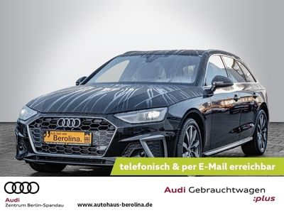 gebraucht Audi A4 Avant S line 40 TDI 190 PS S tronic