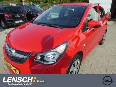 gebraucht Opel Karl Edition 1.0 Klima ZV Servo Tempomat | Preetz