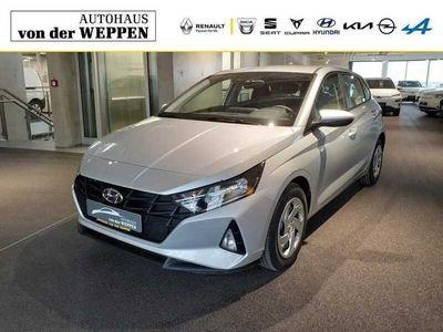gebraucht Hyundai i20 NEW 1.0 T-GDi Select PDC SHZ KLIMA DAB EU6 Tageszulassung, bei Autohaus von der Weppen GmbH & Co. KG