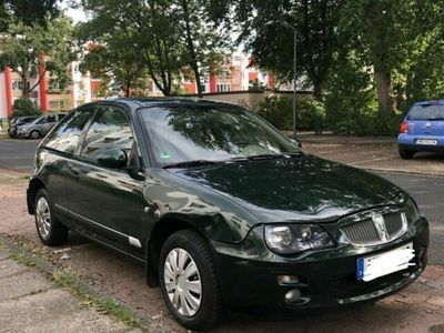 gebraucht Rover 25 1,4 Benzin TÜV Neu Klima 100Tkm