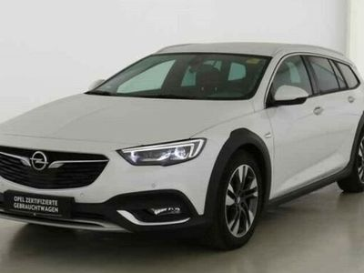 gebraucht Opel Insignia Country Tourer Exclusive 4x4+Bose Sound