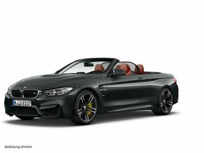 gebraucht BMW M4 Cabriolet M Drivers P. Head-Up HK HiFi LED RFK