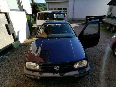 gebraucht VW Golf III GTI Edition