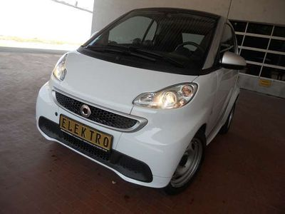 gebraucht Smart ForTwo Electric Drive coupe BATTERIE INKL. 1-Hand